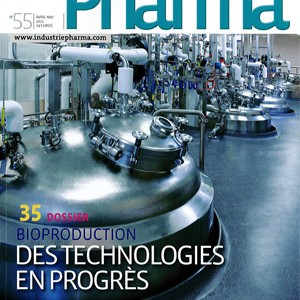 Parution INDUSTRIE PHARMA